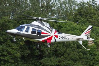 G-MUZZ - Private Agusta Westland AW109 SP Da Vinci