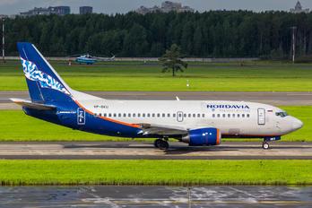 VP-BKU - Nordavia Boeing 737-500