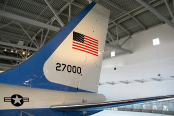 72-7000 - USA - Air Force Boeing VC-137C