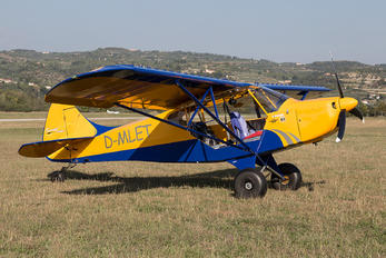 D-MLET - Private Zlin Aviation Savage Classic