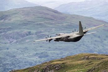 ZH871 - Royal Air Force Lockheed Hercules C.4