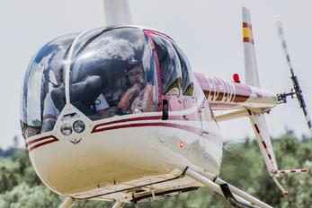 EC-LQY - Private Robinson R44 Astro / Raven