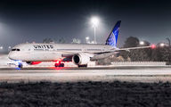 N27957 - United Airlines Boeing 787-9 Dreamliner aircraft