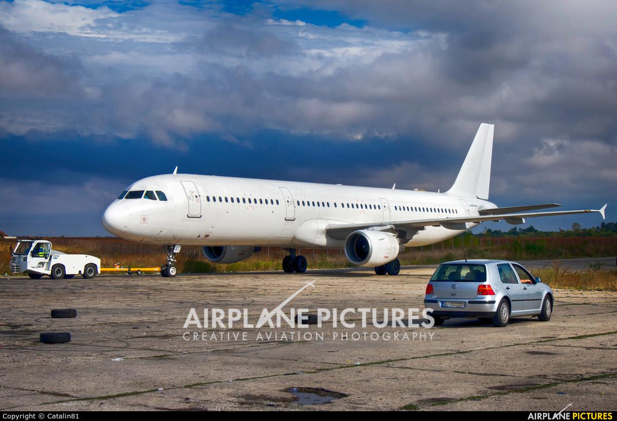 Olympus Airways SX-ABC aircraft at Craiova