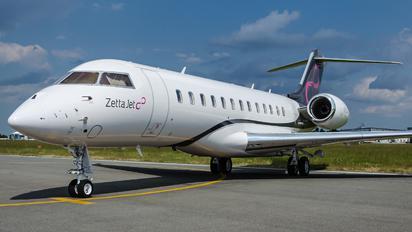 N688ZJ - Zetta Jet Bombardier BD-700 Global 6000