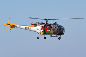 19376 - Portugal - Air Force Sud Aviation SA-319 Alouette III