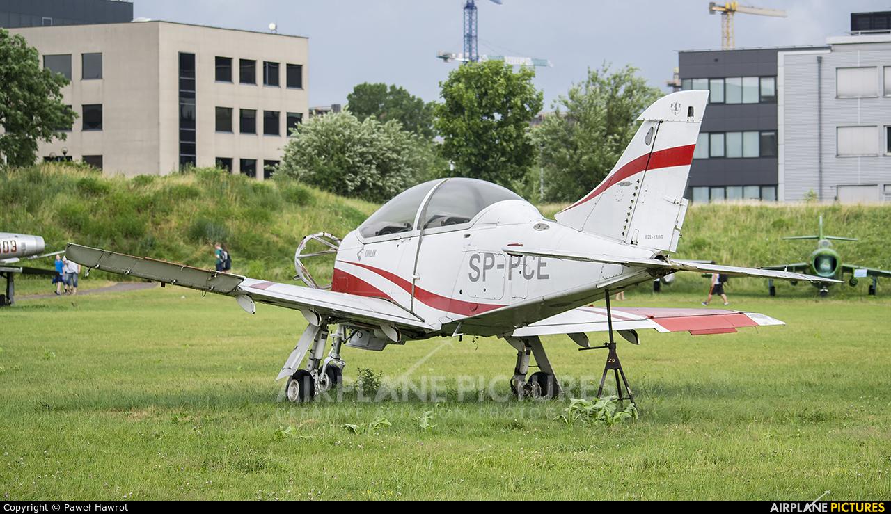 Private SP-PCE aircraft at Kraków - Pobiednik Wielki