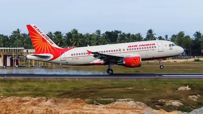 VT-SCP - Air India Airbus A319