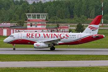 RA-89001 - Red Wings Sukhoi Superjet 100