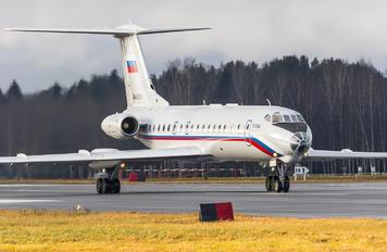 RA-65986 - Russia - Air Force Tupolev Tu-134AK