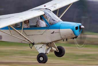 LV-XJV - Private Piper PA-11 Cub