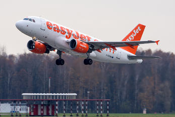 G-EZAM - easyJet Airbus A319