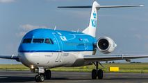 PH-KZK - KLM Cityhopper Fokker 70 aircraft