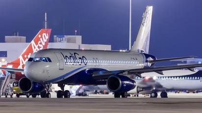 VT-IGL - IndiGo Airbus A320