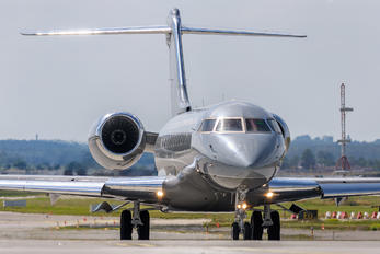 G-GLBX - Private Bombardier BD-700 Global Express