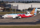 VT-GHF - Air India Express Boeing 737-800 aircraft