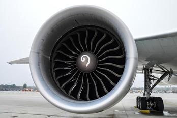 ET-ANQ - Ethiopian Airlines Boeing 777-200LR
