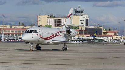 EC-LGV - Private Dassault Falcon 2000LX