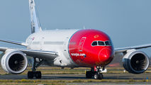 LN-LNG - Norwegian Long Haul Boeing 787-8 Dreamliner aircraft