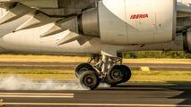 EC-LCZ - Iberia Airbus A340-600 aircraft