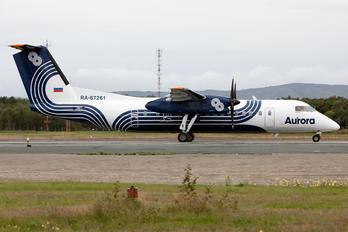 RA-67261 - Aurora de Havilland Canada DHC-8-300Q Dash 8