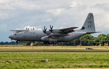 KC-3801 - India - Air Force Lockheed C-130J Hercules