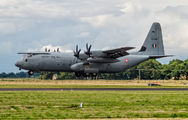 KC-3801 - India - Air Force Lockheed C-130J Hercules aircraft