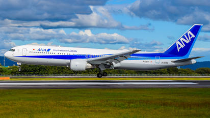JA609A - ANA - All Nippon Airways Boeing 767-300