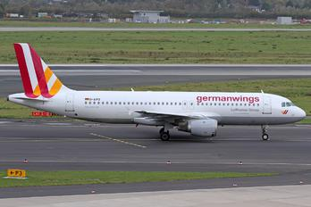 D-AIPX - Germanwings Airbus A320