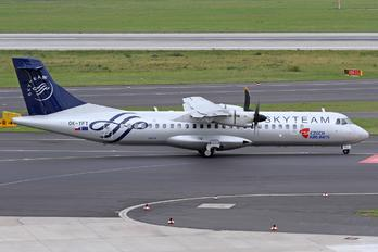 OK-YFT - CSA - Czech Airlines ATR 72 (all models)