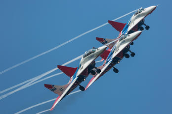"07 - Russia - Air Force ""Strizhi"" Mikoyan-Gurevich MiG-29"