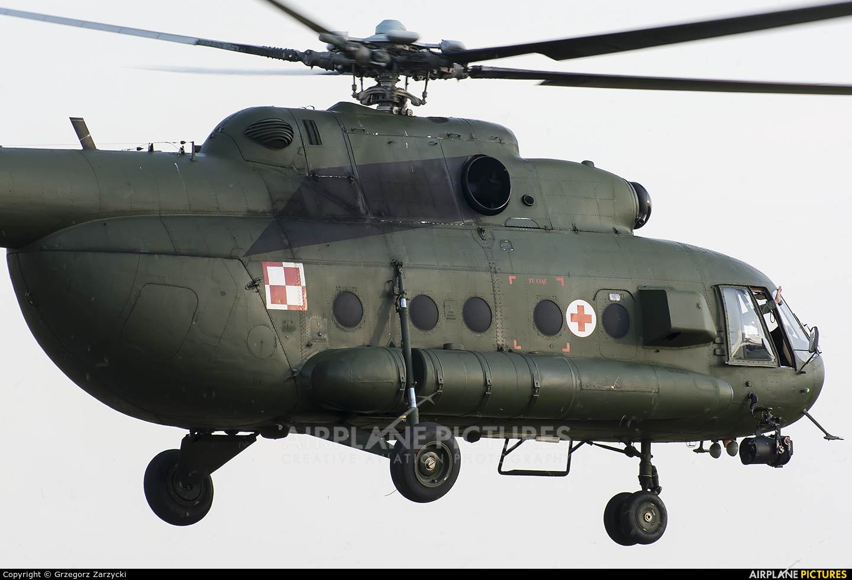 Poland - Army 606 aircraft at Piotrków Trybunalski