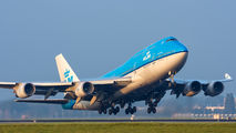 PH-BFD - KLM Asia Boeing 747-400 aircraft