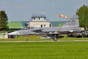 9243 - Czech - Air Force SAAB JAS 39C Gripen aircraft
