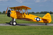 N43GK - Private Boeing Stearman, Kaydet (all models) aircraft