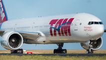 PT-MUH - TAM Boeing 777-300ER aircraft