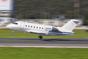 N445BH - Private Bombardier Challenger 605 aircraft