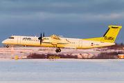 YL-BAJ - Air Baltic de Havilland Canada DHC-8-400Q / Bombardier Q400 aircraft