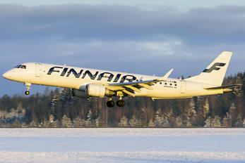 OH-LKO - Finnair Embraer ERJ-190 (190-100)