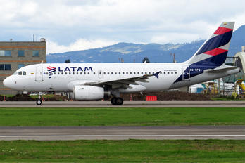 CC-CPQ - LATAM Airbus A319