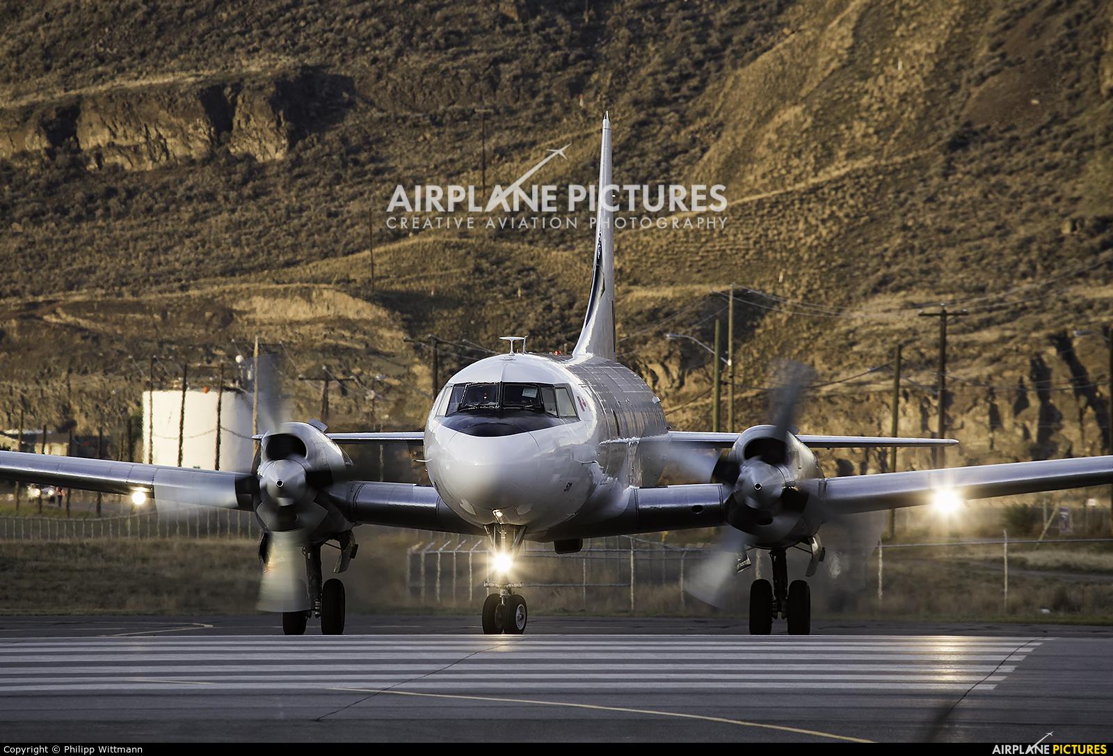 Kelowna Flightcraft Air Charter C-GKFF aircraft at Kamloops