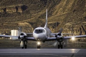 C-GKFF - Kelowna Flightcraft Air Charter Convair CV-340 Convair Liner