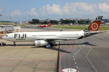 DQ-FJU - Fiji Airways Airbus A330-200