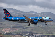 OO-SNC - Brussels Airlines Airbus A320 aircraft