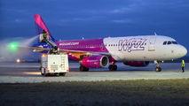 HA-LWG - Wizz Air Airbus A320 aircraft