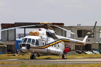 5Y-SFA - Kenya - Police Services Mil Mi-17