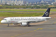 PR-AVR - Avianca Brasil Airbus A320 aircraft