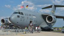 07-7187 - USA - Air Force Boeing C-17A Globemaster III aircraft