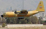 5-8520 - Iran - Islamic Republic Air Force Lockheed C-130E Hercules aircraft