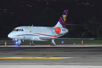 N215RE - Private Dassault Falcon 2000